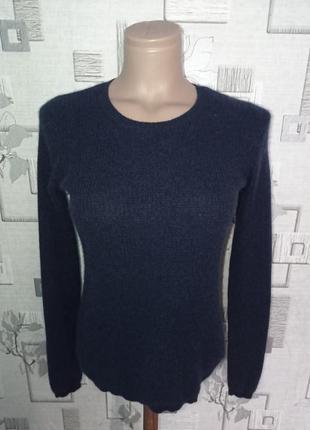 Шелково кашемировый свитер collectif mon amour