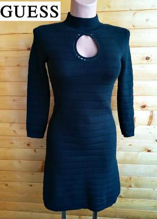 Женственное практичное платье по фигуре успешного американского бренда guess.