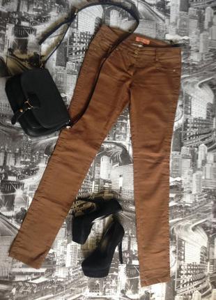 Брюки-джинсы стрейчевые