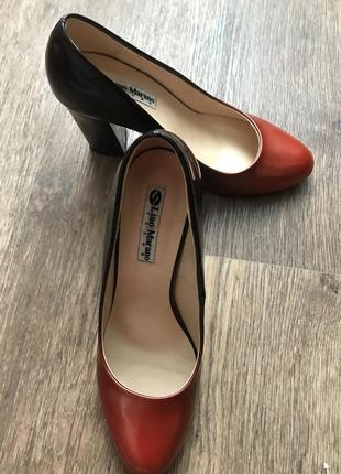 Туфли обмере