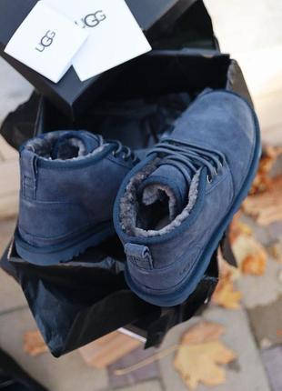 Ugg neumel blue угги мужские наложенный платёж