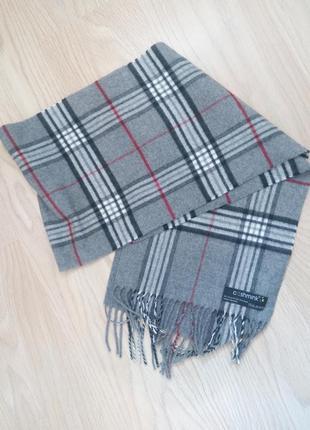 Красивый шарф от cashmink®  германия
