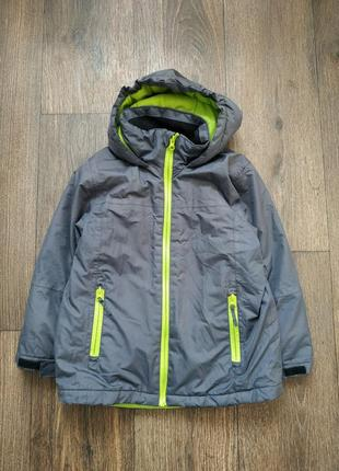 Спортивная куртка, лыжная курточка 5-7 лет