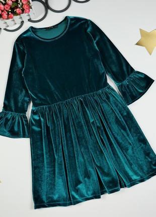 Очень красивое платье на 8-9 лет/128-134 см