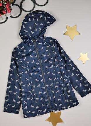 Куртка, ветровка на 5-6 лет/116 см