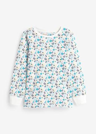 Цветочная пижама