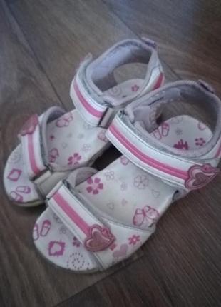 Пакет обуви на девочку 24-27 размер