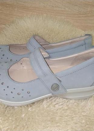 Hotter туфлі мокасіни  взуті один раз