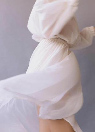 Платье шелк италия