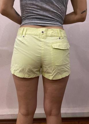 Короткие шорты termit