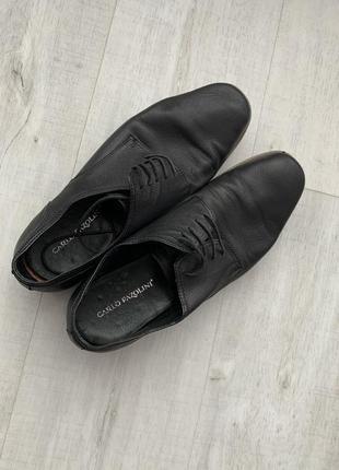 Перфорированные туфли