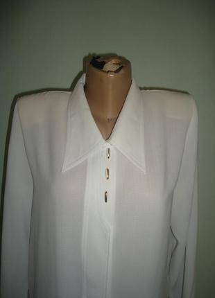 Красивая блуза l. отличное качество. польша