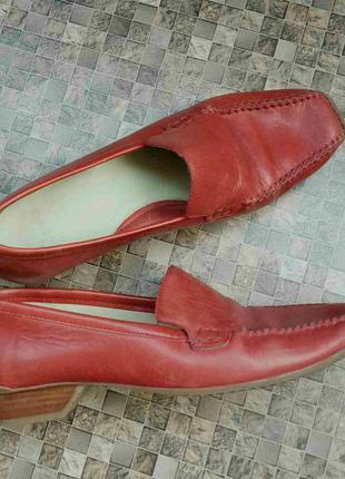 Туфли кожа от clarks