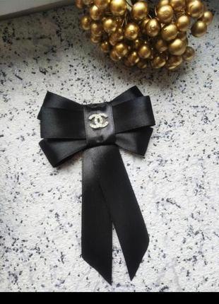 Женский галстук брошь