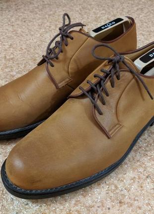 Туфли дерби carmina shoemaker