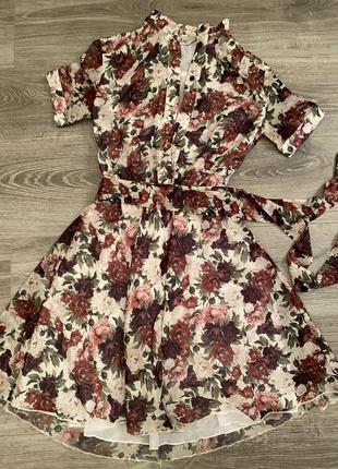 Платье sl.ira xs