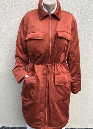 Пальто -плащ,пуховик,куртка,большой размер,