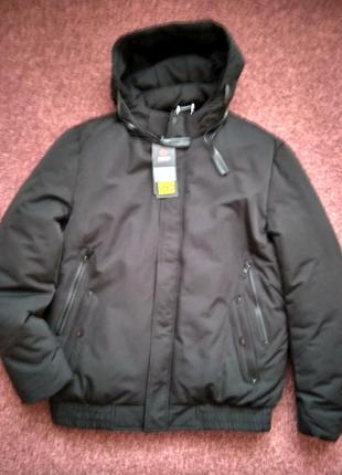 Новая мужская куртка зимняя