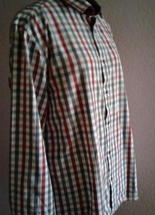 Коттоновая рубашка x l