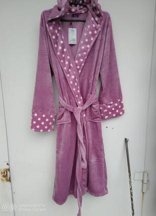 Банный халат