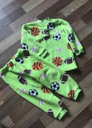 Тепленька піжама / піжама для хлопчика