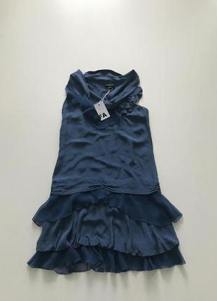 Платье шелковое warehouse арт 104