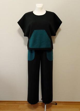 Скидка до 25.09!!!шикарный модный стильный костюм*