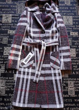 Стильне пальто1 фото