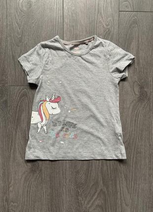 Оригинальная детская футболка lupilu