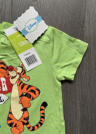 Оригинальная детская футболка disney