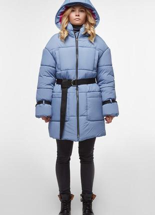 Пуховик зимняя куртка lavy
