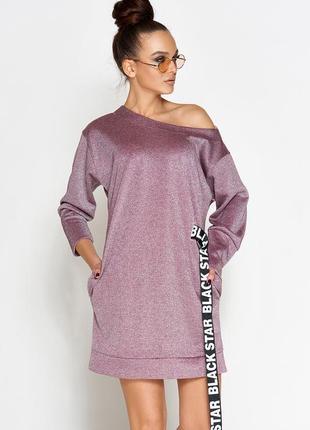 Модная туника платье