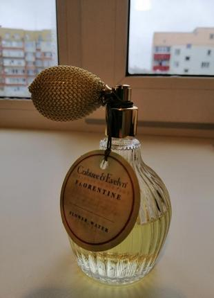 Grabtre end evelyn ограниченный выпуск, аромат florentina freesia