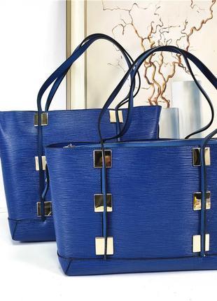 Вместительная стильная сумка