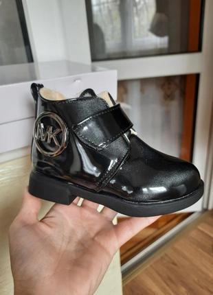 Зимние сапоги чоботи угги для девочки зима 26 -33 розмер.