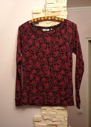 Кофта свитер блуза свитшот пуловер реглан джемпер