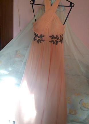 Платье макси little mistress