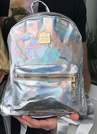 Голограммный рюкзак рюкзак для собаки для путешествий