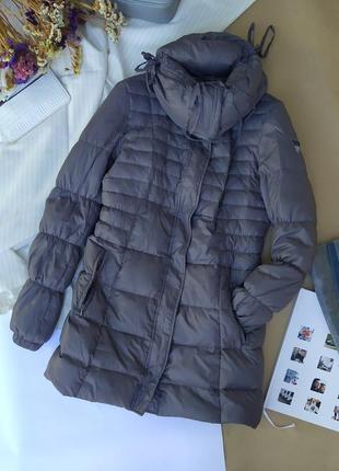 Фото на теле. оригинал. удлиненная куртка