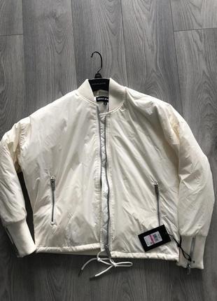 Бомбер ветровка куртка dkny