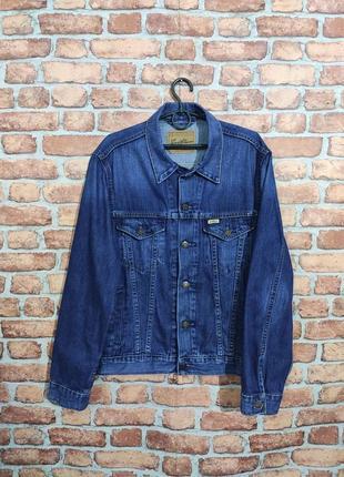 Джинсовая куртка signature levis