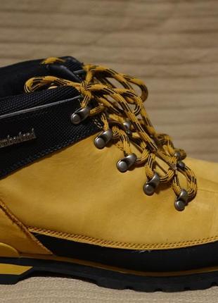 Легендарные желтые кожаные ботинки timberland euro sprint 8 1/2 р.