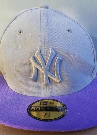Кепка бейсболка нью-йорк янкерс new york yankees
