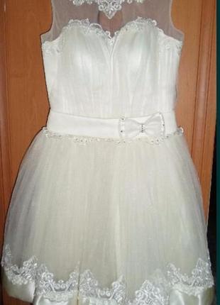 Платье выпуск, свадьба