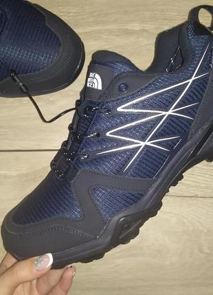 Термо кроссовки ❄️ the north face gore-tex ботинки мужские waterproof теплые зима