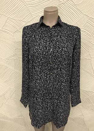 Подовжена шифонова сорочка esmara