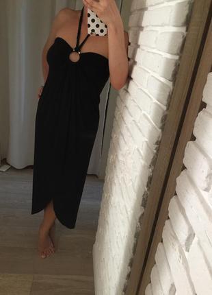 Пляжное платье bcbgmaxazria оригинал р.l