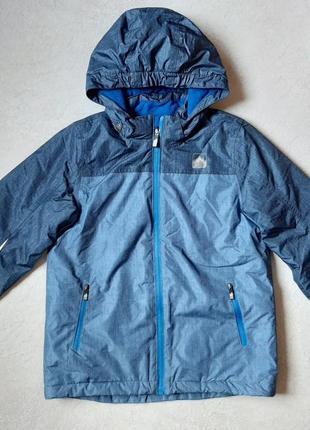 Термокуртка на мальчика 134\140 от tcm tchibo