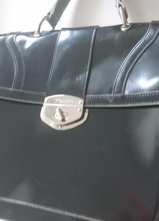 Tosca blu деловая сумка ,портфель .