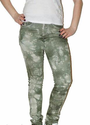 Милитари джинсы